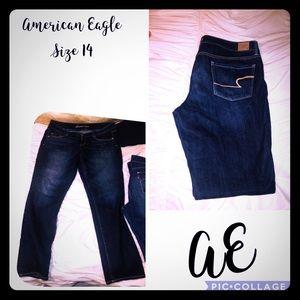 American Eagle Jean Size 14